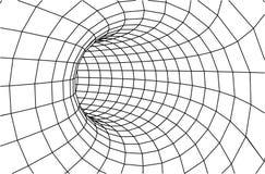 вектор тоннеля предпосылки Стоковая Фотография