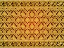 Вектор традиции картины тайский Стоковые Фото