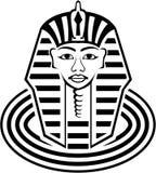 Вектор фараона Стоковое Изображение