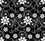 вектор флористической картины безшовный Стоковые Фото