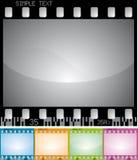 вектор фото рамки Стоковые Фотографии RF