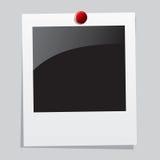 вектор фото рамки eps Стоковое Изображение