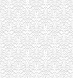 вектор флористической картины безшовный Стоковое Изображение RF