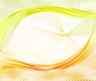 вектор художнической конструкции предпосылки флористический Стоковая Фотография RF