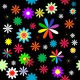 вектор цветка Стоковые Изображения