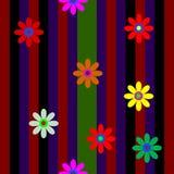 вектор цветка Стоковая Фотография RF