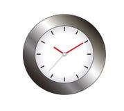 Вектор часов Стоковые Изображения