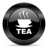 вектор чая иллюстрации иконы Стоковое фото RF