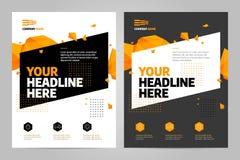 Вектор шаблона дизайна брошюры бесплатная иллюстрация