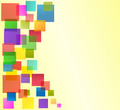 вектор шаблона дела предпосылки Стоковые Изображения