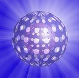 Вектор шарика диско Стоковые Фотографии RF