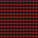 Вектор Шеврона зигзага шаблона ретро Стоковые Изображения RF