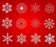 вектор элементов конструкции рождества бесплатная иллюстрация