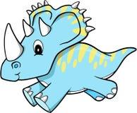 вектор динозавра Стоковое фото RF