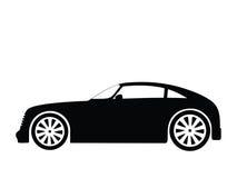 вектор 2 автомобилей Стоковые Изображения
