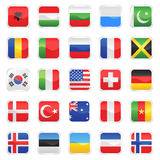 вектор 2 флагов