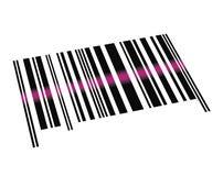 вектор barcode Стоковые Фото