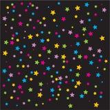 вектор confetti Стоковые Изображения