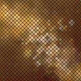 Вектор dolden мозаика Стоковое Изображение RF