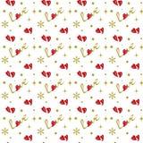 вектор editable картины иллюстрации сердец масштабируемый Стоковое фото RF
