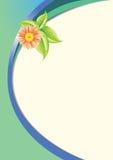 вектор eps предпосылки флористический Стоковая Фотография