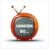 вектор eps футуристический tv Стоковая Фотография RF