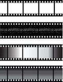 вектор filmstrip Стоковые Фото