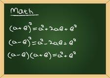 вектор formuls классн классного иллюстрация штока
