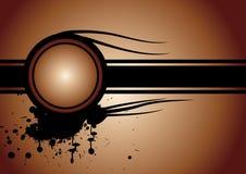 вектор grunge конструкции Стоковые Изображения RF