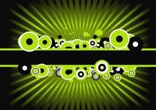 вектор grunge конструкции Стоковое фото RF
