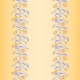 вектор ornamental предпосылки Стоковые Изображения RF