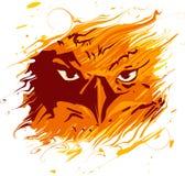 вектор phoenix Стоковые Фотографии RF