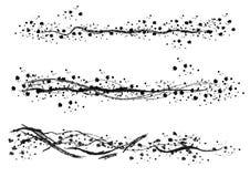 вектор scatter конструкции собрания Иллюстрация штока