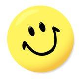 вектор smiley Стоковые Изображения RF