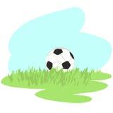 вектор soccerball архива иллюстрация вектора