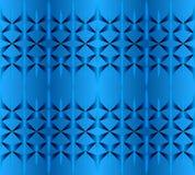 вектор techno eps10 предпосылки голубой Стоковая Фотография RF