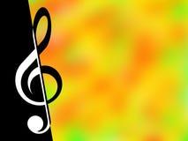 вектор treble иллюстрации clef иллюстрация штока