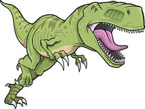 вектор tyrannosaurus динозавра Стоковые Фото