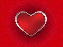 вектор valentines иллюстрации конструкции дня Стоковые Изображения