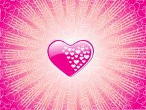 вектор valentines иллюстрации конструкции дня Стоковое фото RF
