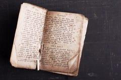 велемудрое книги старое Стоковая Фотография RF