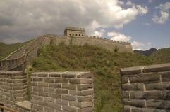 Великая Китайская Стена 02 фарфоров Стоковые Изображения RF