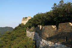 Великая Китайская Стена Стоковая Фотография RF
