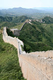 Великая Китайская Стена Стоковое Изображение
