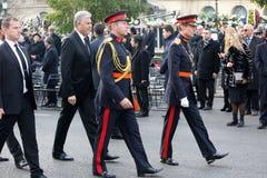 Великий князь Henri Люксембурга Стоковое фото RF