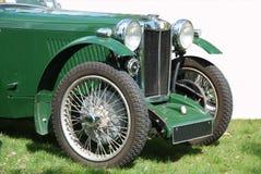 великобританская классика автомобиля Стоковое фото RF