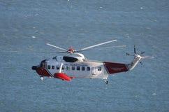 великобританская служба береговой охраны тяпки Стоковые Изображения
