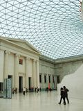 великобританский музей Стоковая Фотография RF