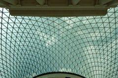 великобританский музей london Стоковые Фотографии RF