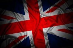 великобританский соотечественник флага Стоковое Фото